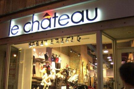 Le Château (T.CTU.A)a dévoilé vendredi une perte nette du... (Photo archives La Presse)