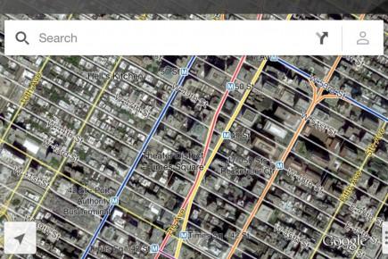 google ach te l 39 application waze sophie estienne technologie. Black Bedroom Furniture Sets. Home Design Ideas