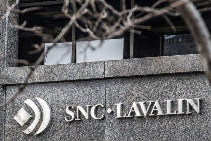 La division ingénierie et construction de SNC-Lavalin (T.SNC)... (Photo Olivier Pontbriand, Archives La Presse)