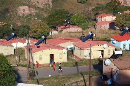 Power Africa est décrit par la Maison-Blanche comme... (Photo : Rajesh Jantilal, archives AFP)