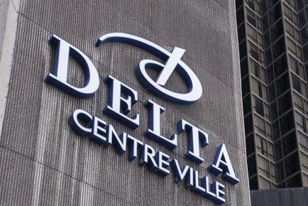 Situé au centre-ville de Montréal sur la rue... (Photo Archives La Presse)