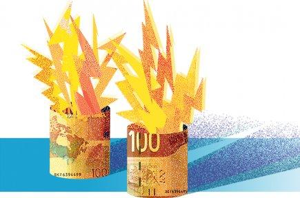 La prochaine hausse de tarifs d'Hydro-Québec risque de faire mal, surtout à... (Infographie La Presse)