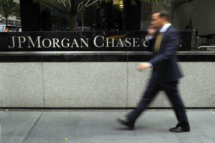La banque JPMorgan Chase va payer 23 millions de dollars dans le cadre d'un... (PHOTO TIMOTHY A. CLARY, AFP)