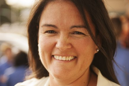 Sylvie Myre, présidente deVoyages à Rabais.... (Photo fournie par Voyages à Rabais)