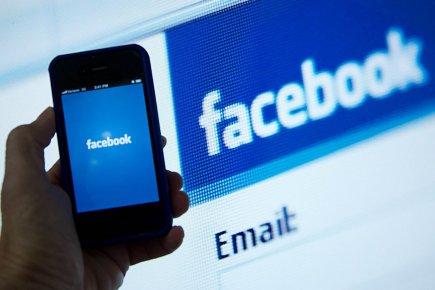 Les actions de Facebook (NSD.FB) ont pour la première fois clôturé au-dessus de... (Photo AP)
