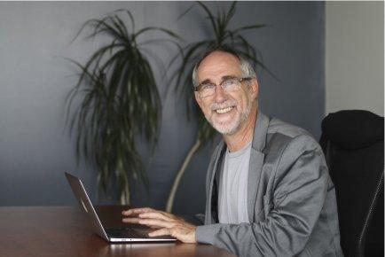 Marcel Pedneault, directeur général de Forma'PME, une mutuelle... (Photo Stéphane Champagne, collaboration spéciale)