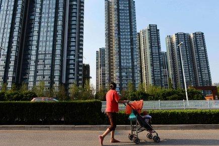 Le PIB chinois pour 2012 a été révisé... (PHOTO AGENCE FRANCE PRESSE)