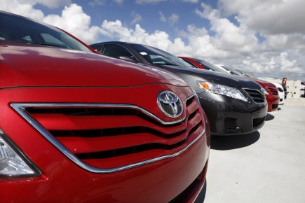 Depuis début 2013, les ventes de Toyota sont... (Photo Lynne Sladky, AP)