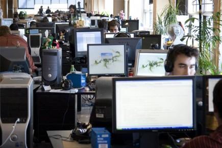 Le leadership d'un gestionnaire fait une différence sur... (Photo archives La Presse)