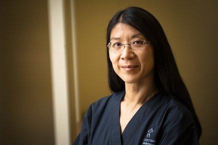 La pédiatre Joanne Liu.... (PHOTO FOURNIE PAR L'UNIVERSITÉ MCGILL)