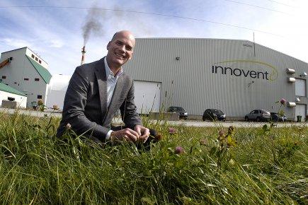 Richard Painchaud, fondateur d'Innoventé, construira dans les prochains... (PHOTO JEAN-MARIE VILLENEUVE, LE SOLEIL)