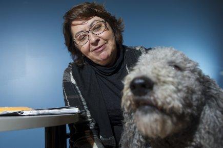 La présidente-directrice générale de l'Association québécoise de la... (PHOTO OLIVIER JEAN, LA PRESSE)