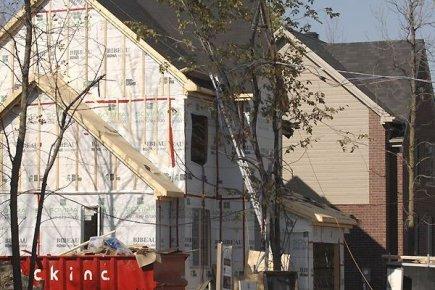 Les problèmes de vice de construction sont beaucoup... (Photo archives La Presse)