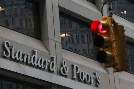 Deux liquidateurs de fonds de la banque américaine Bear Stearns, rachetée en... (Photo Brendan McDermid, Reuters)