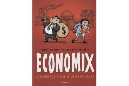 Economix, La première histoire de l'économie en BD.Texte...