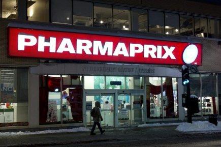 Pharmaprixest loin d'être le seul détaillant à avoir... (PHOTO OLIVIER JEAN, LA PRESSE)
