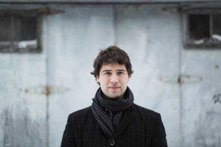 Simon-Pierre Chevarie-Cossette, étudiant en philosophie.... (PHOTO EDOUARD PLANTE-FRéCHETTE, LA PRESSE)