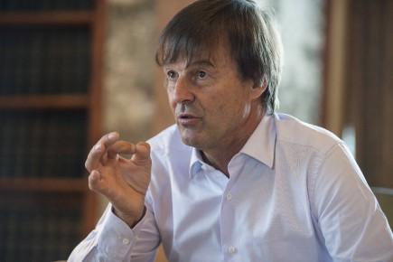 Le ministre français de la transition écologique et... (Archives PC)