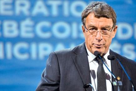 Bernard Généreux, directeur général de Val-David... (Steve Deschênes, archives le soleil)