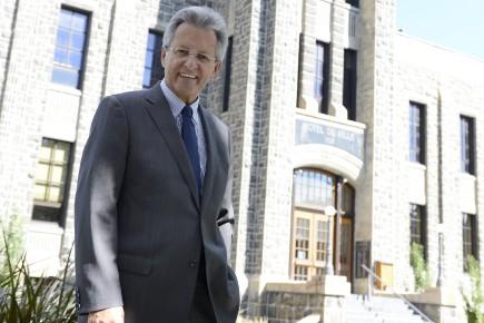 Le maire Jean Tremblay a annoncé cette semaine... ((Photo Le Quotidien, Jeannot Lévesque))