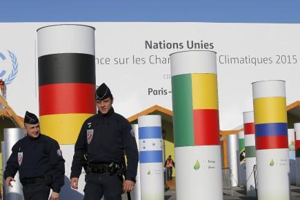 Les organisateurs de la Conférence de Paris sur... (Photo Agence France-Presse)