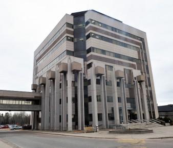 L'Université du Québec à Chicoutimi... (Archives Le Quotidien, Rocket Lavoie)
