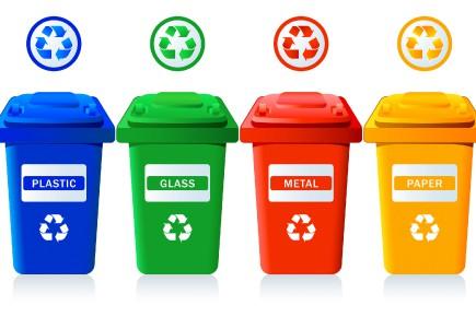 Si la police du recyclage existait, elle m'aurait donné quelques constats... (Photo 123rf)