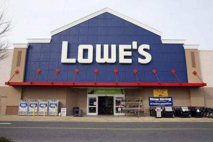 Un magasin Lowe's, à Philadelphie