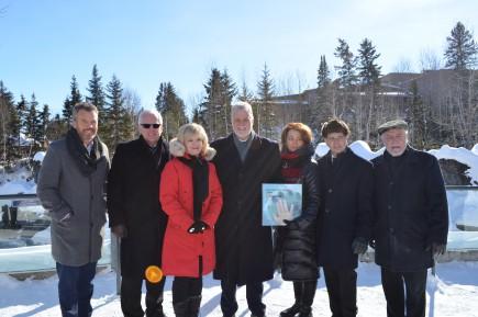 Le premier ministre du Québec, Philippe Couillard, a... (Archives Le Quotidien)