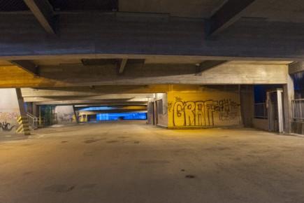 CHRONIQUE / L'autogare du Havre, située au centre-ville de Chicoutimi, manque... (Archives Le Quotidien, Michel Tremblay)