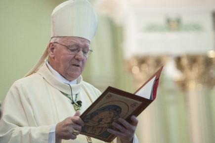 Mgr André Rivest... (Le Quotidien, Michel Tremblay)