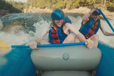 La nouvelle publicité de Tourisme Québeca plusieurs ressemblances avec une vidéo sud-africaine.