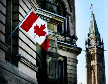 Parlement Canada Ottawa Federal Budget Etienne Ranger,LeDroit
