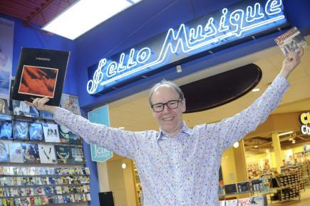 Jello Musique célébrait ses 30 années à titre... (Le Quotidien, Gimmy Desbiens)