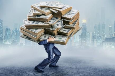 CHRONIQUE / La richesse ne m'a jamais vraiment intimidée. On n'a encore jamais... (Photo 123rf)