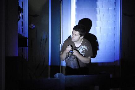 Simon Simard s'était barricadé dans son appartement de... (Archives Le Quotidien, Rocket Lavoie)