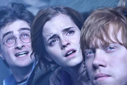 De gauche à droite: Daniel Radcliffe est Harry... (fournie par Warner Bros. Pictures)