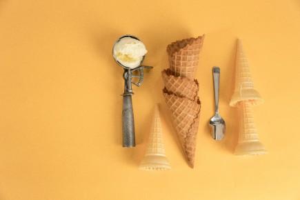 CHRONIQUE / Vous aimeriez faire vos propres glaces? Pour cela, il faut s'y... (Photo La Presse, Ivanoh Demers)