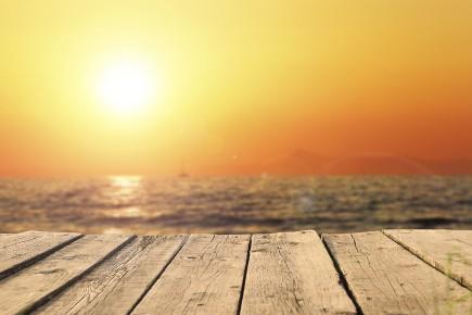CHRONIQUE / Plusieurs plages de la région affichent «baignade sans... (123rf)