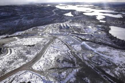 La mine Renard de Stornoway est la seule mine de diamant au Canada qui est accessible par la route 365 jours par année.