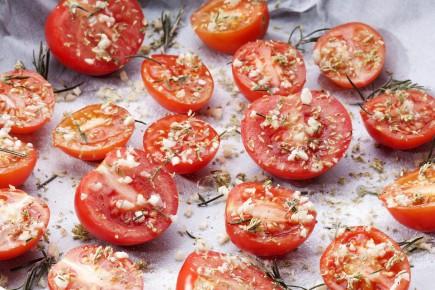 Tomates confites (123rf)