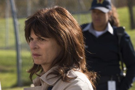 Personnage de Marie Lamontagne dans Unité 9... (Photo courtoisie)
