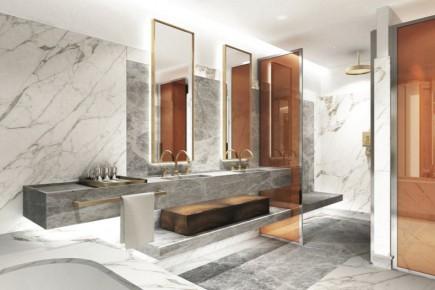 Le projet de la rue de la Montagne combinera 163 chambres d'hôtel et 18 condos de prestige, vendus entre 4 et 20millions.