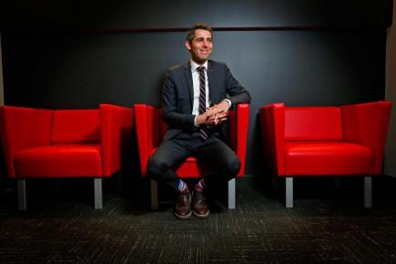 Jonathan Durocher, président de Banque Nationale Investissements
