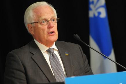 Serge Simard, député de Dubuc... (Archives Le Progrès-Dimanche)