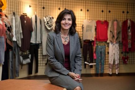 Chantal Glenisson, PDG de l'Aubainerie