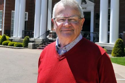 Phil Desgagné, qui siège au conseil d'administration de... (Archives Le Quotidien, Rocket Lavoie)