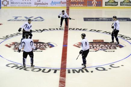 CHRONIQUE / Il y a longtemps que la Ligue de hockey junior majeur du Québec... (Archives Le Quotidien)