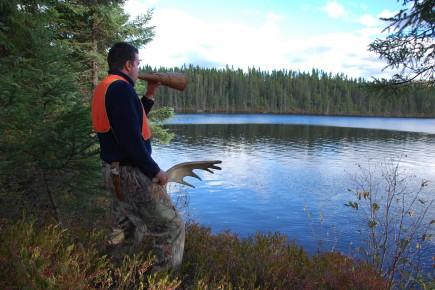 CHRONIQUE / Chaque automne amène des histoires de chasseurs qui se chicanent... (Archives Le Quotidien)