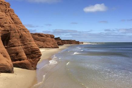 La plage de la Dune-du-Sud aux Îles-de-la-Madeleine.... (Archives La Tribune)